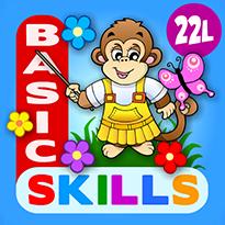 Pre-K Basic Skills | 22learn
